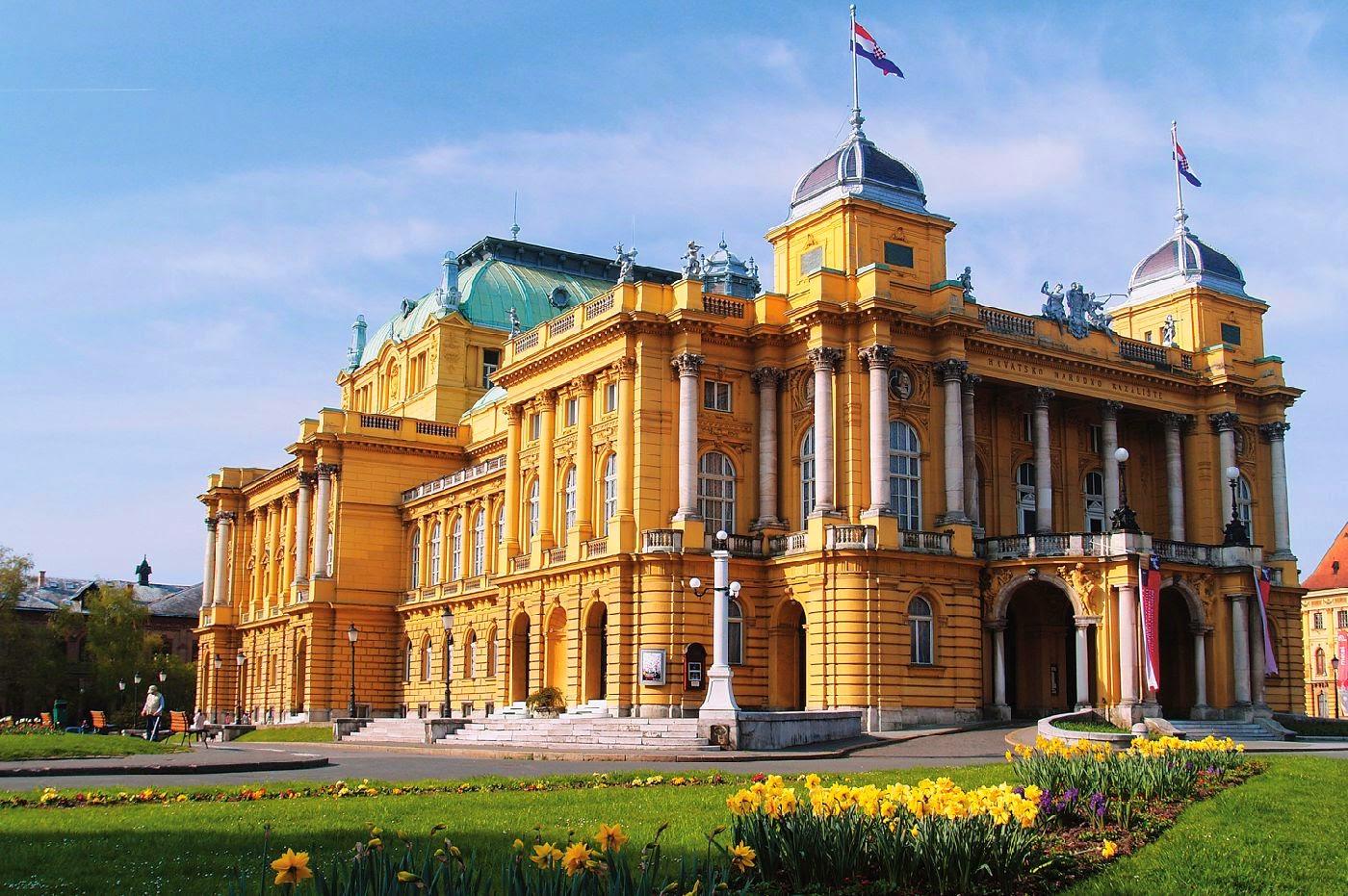 Hnk in Zagreb